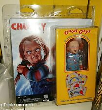 Chucky Childs Play Retro Figure Clothed Doll Neca Licensed articulated horror