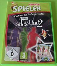 Jojo's Fashion Show 2 (PC - Spiel) Einfach Spielen