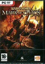 Warhammer Mark of Chaos - PC CD-Rom game