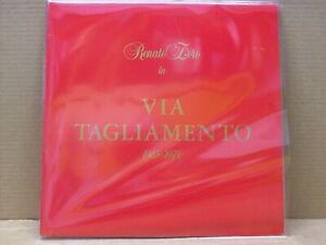 """RENATO ZERO-LP- DOPPIO- """"VIA TAGLIAMENTO""""---ORIGINALE NON SUONATO"""