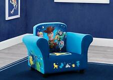 New Delta Children Upholstered Chair, Disney/Pixar Toy Story 4 Ages 3+
