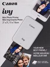 Canon IVY Mini Photo Printer  Slate Gray Model: 3204C003