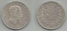 VITTORIO EMANUELE II - 5 Lire 1874 M (3)