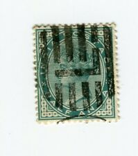 India #36?-Queen Victoria-1882-87-used-hinged
