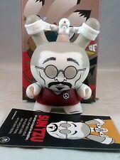Kidrobot Art Of War AOW Dunny 3 Inch Sun Zu Figure JPK 1/20 Kaiser