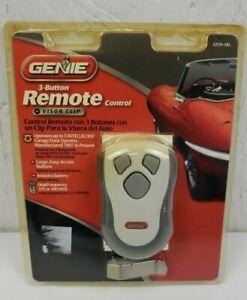 Genie 3-Button Garage Door Opener REMOTE CONTROL GICT390-3BL Intellicode 390 MHz