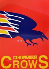 Adelaide Crows 1990s AFL & Australian Rules Football Memorabilia