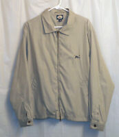 Tommy Bahama Golf Jacket Men's Large L Green Full Zip