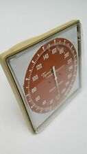 Tycos Welch Allyn Jewel Movement Sphygmomanometer (Orange)