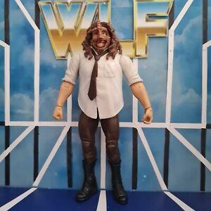 Mankind - Basic Series - WWE Mattel Wrestling Figure (a)