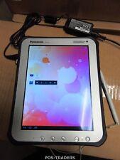 PANASONIC FZ-A1 FZ-A1BDAAEE3 ANDROID 4 - DC 2,4ghz 1GB / 16GB Rugged Tablet + PS