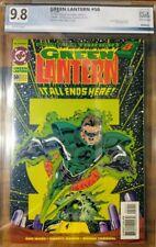 DC Comics Green Lantern #50 First Kyle Rayner As Green Lantern Comic PGX 9.8