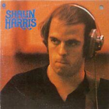 SHAUN HARRIS - Self Titled - 1973 Record LP West Coast Pop Art Experimental Band