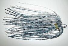 """10 Starflash Custom Silicone Spinnerbait Skirts-(Wild Shiner)-Bass Fishing-""""NEW"""""""