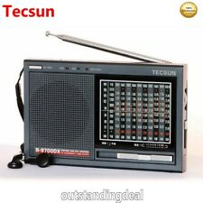 TECSUN R-9700DX Radio Receiver FM SW MW High Sensitivity Stereo Radio os12