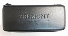 Authentic Bremont Long Travel Storage Service Watch Box Case