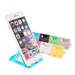 Universal Desk Foldable Mini Cell Phone Stand Holder