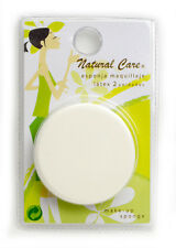 Set 2 Esponja de Maquillaje Make Up Cosmetica Suave Delicado Mujer Natural Care