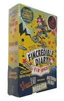 Incredible Diary of Fin Spencer 3 Books Kids Children Boy Funny Fiction New