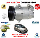 pour RENAULT SCENIC II GRAND Air Conditionné COMPRESSEUR 1999- >1.4 1.6 1.5 dCi