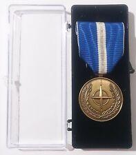 Médaille Ordonnance NON-ARTICLE 5 / OTAN NATO - MÉDAILLE OTAN BALKANS