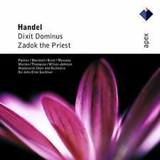 John Eliot Gardiner & And Montever - Handel : Dixit Dominus & And Zadok (NEW CD)