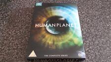 Human Planet (DVD, 2011, 3-Disc Set) FREE UK Post