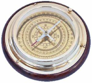 """Nautical Brass Brass Directional Desktop Compass, 6"""",Christmas Day Gift"""