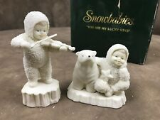 Dept 56 You Are My Lucky Star Snowbabies