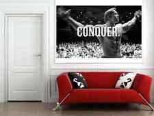 ARNOLD SCHWARZENEGGER GYM BODYBUILDING GIANT ART PICTURE POSTER WHOLE POSTER A0