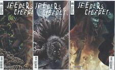 JEEPERS CREEPERS #5 CVR A B C COVER SET NM DYNAMITE COMICS