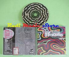 CD FLORALIA VOL 1 compilation 1996 BACKWARDS ANGUS MIRABILIA (C32) no mc lp vhs