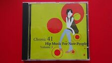 Chronic Trax CM041 - Hip Music Vol.3 - CD - Library / Production Music CD - BMG