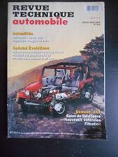 Revue technique automobile n°619 07/1999 Nissan Patrol diesel