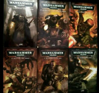 WARHAMMER 40000 - TOME 1 A 6 - SERIE COMPLETE - BD SOLEIL - EO - 2008 - RARE