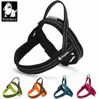 Truelove Dog Harness Puppy Airmesh Comfort Soft 3M Reflective 7 Sizes 5 Colours