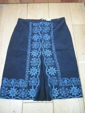 Cotton A-line EAST Skirts for Women