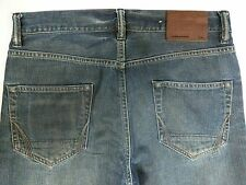 AllSaints Mens Jeans Musket Lynval Slim Straight Fit Size W32 L31 RRP£140