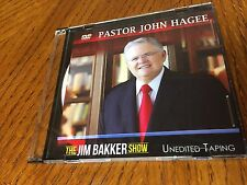 Pastor John Hagee on The Jim Bakker Show on DVD