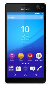 Sony Xperia C4 Dual SIM Smartphone - Black (UK)