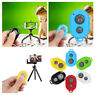 Wireless Selfie Stick Monopod Phone Camera Remote Shutter IOS Android