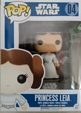 Funko POP! Orginal Princess Leia Star Wars A New Hope #04 Vinyl figure