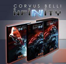 Corvus Belli BNIB Infinity 3rd Edition Rulebook