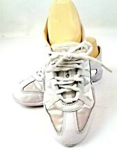 Nfinity Evolution Womens White Leather Cheerleading Shoes Size 7.5  NF-1003-0000