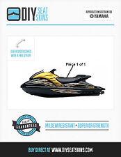 Yamaha GP 800 1200 1300 R BLACK Seat Skin Cover 2000 01 02 03 04 05 06 07 2008