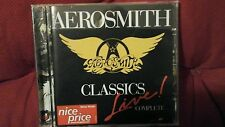 AEROSMITH - CLASSICS LIVE! CD