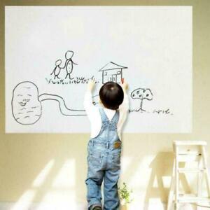PVC Dry Erase Writing Message Paper Whiteboard Stick Wall S4K7 20 Board Sti E2Z7
