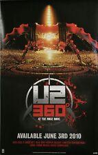 U2 360 At The Rose Bowl 22x14 Poster Rose Bowl