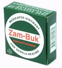 25g ZAMBUK ZAM-BUK HERBAL OINTMENT BALM INSECT MOSQUITO PAIN RELIEF 3 yrs fr mfg