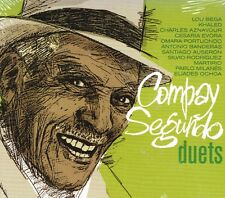 Compay Segundo Duets  (Digipak)  BRAND NEW SEALED   CD